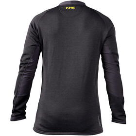 NRS H2Core Expedition Weight Shirt Men charcoal heather